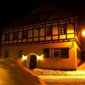 Winter in Geising